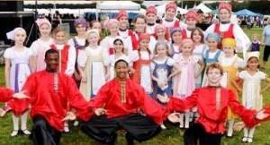 Slavic Dance Show